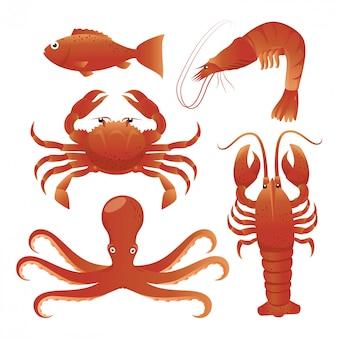Meeresfrüchte-gastronomie