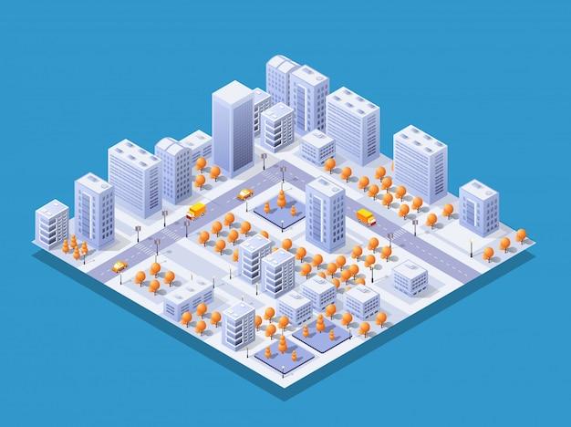 Megapolis-stadtviertel