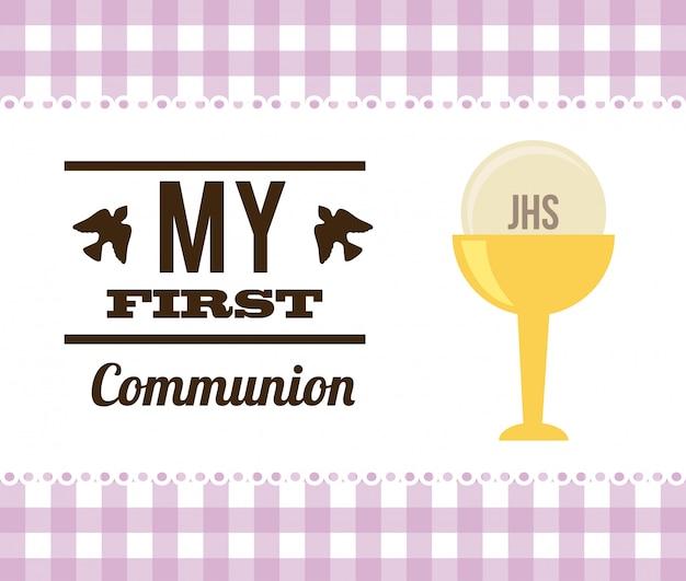 Meine erste kommunion