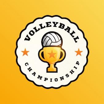 Meisterschaftsvolleyball