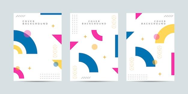 Memphis cover design
