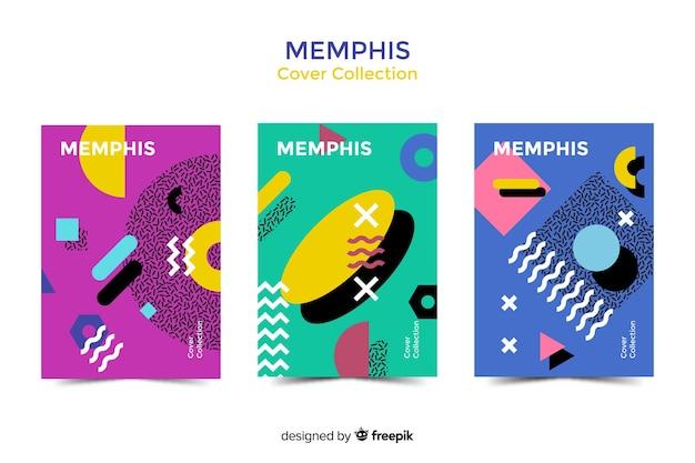 Memphis cover sammlung
