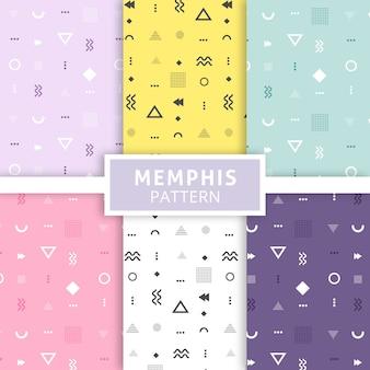 Memphis-muster