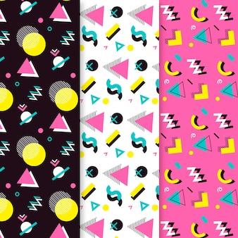 Memphis pattern pack