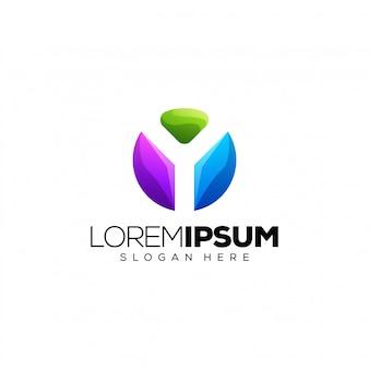 Menschen logo design