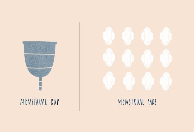 Menstruationstasse vs pads
