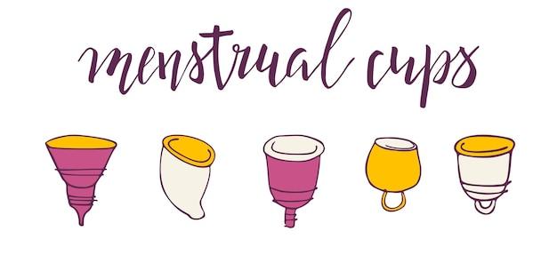 Menstruationstassen