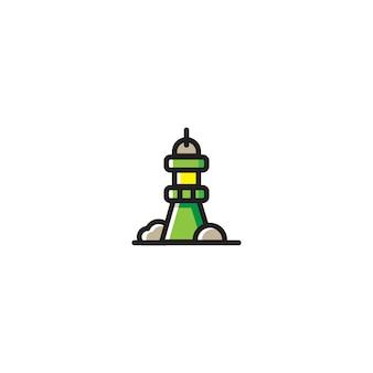 Mercusuar-symbol