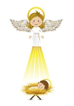 Messenger engel