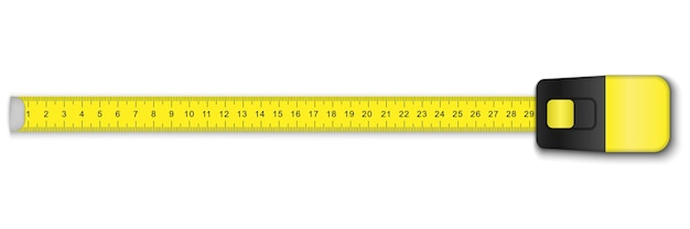 Messlinealband für werkzeugroulette