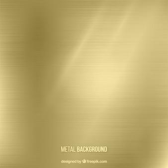 Metall-hintergrund in goldenen ton