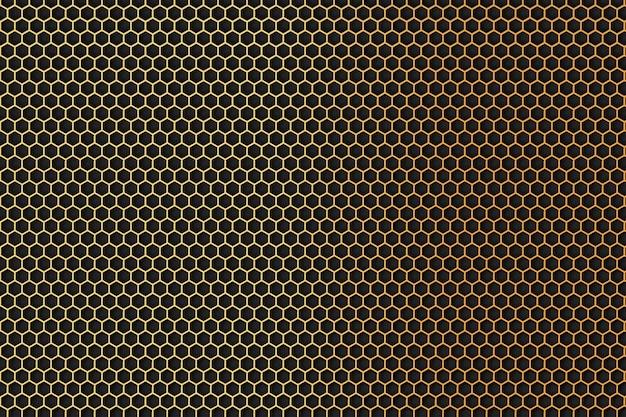 Metallhintergrund-stahlgolddesign
