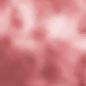 Metallischer beschaffenheitshintergrund des rosagolds