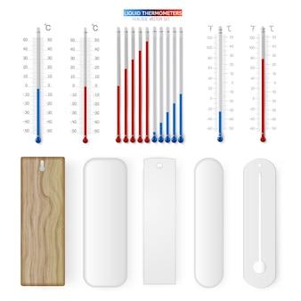 Meteorologie-innenthermometer
