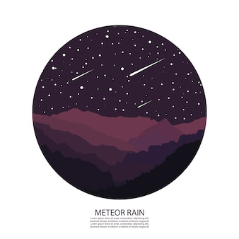 Meteorregen