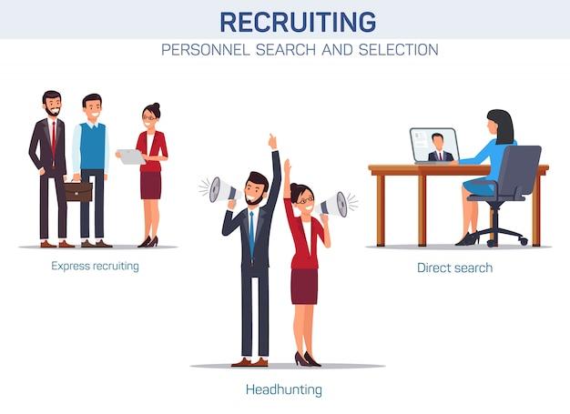 Methoden zur mitarbeiterauswahl