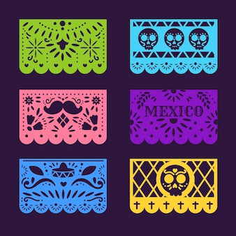 Mexikanische ammer-sammlung