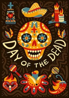 Mexikanisches plakat