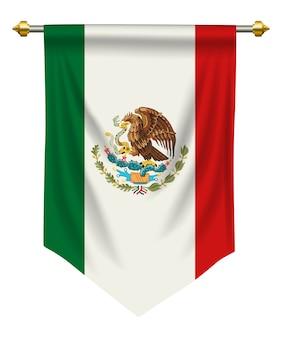 Mexiko-wimpel