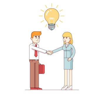 Mieten von talentierten mitarbeitern mit kreativem verstand