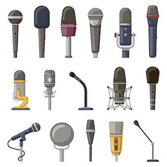 Mikrofon aufnehmen