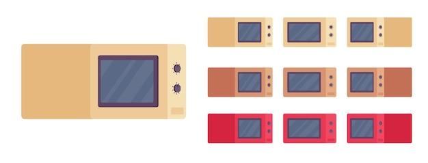 Mikrowellen-set