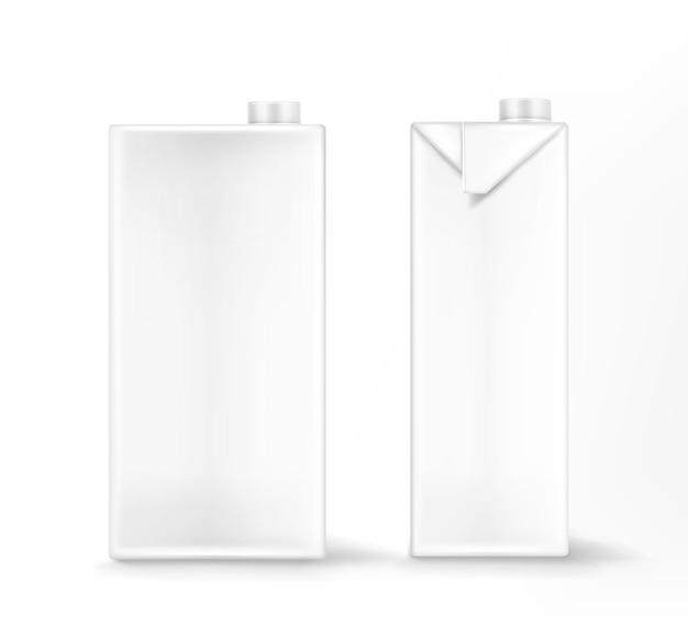 Milchpaket modell