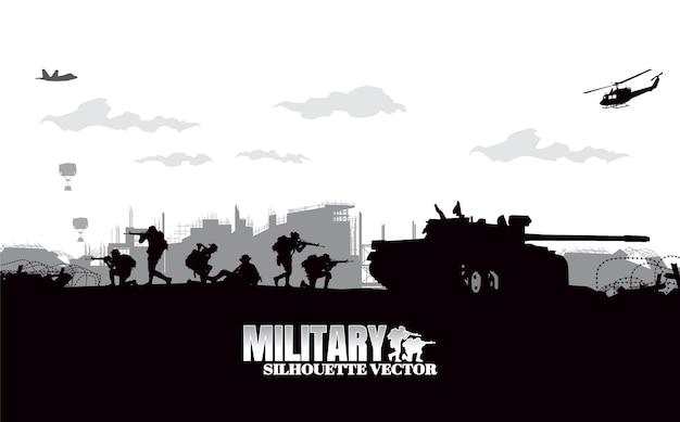 Militär, armee hintergrund.
