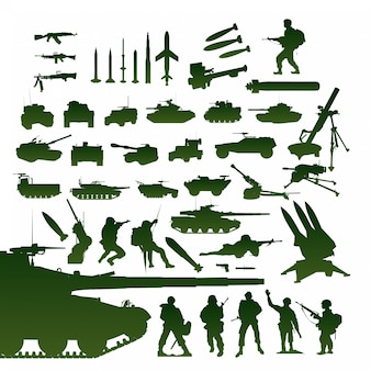 Militärische elemente eingestellt