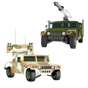 Militärische suvs