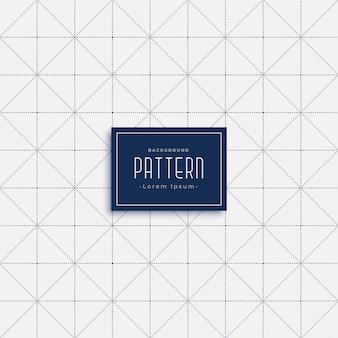 Minimal Linien Muster Design Hintergrund