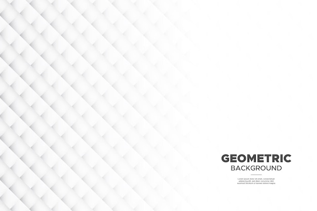 Minimaler geometrischer geschäftlicher hintergrund mit sauberem design