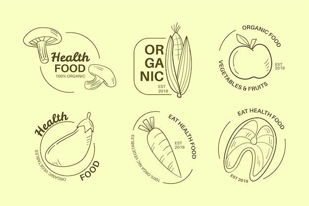 Minimaler logo-elementsatz