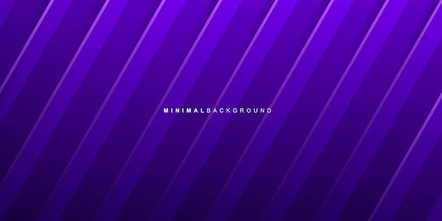 Minimaler purpurroter steigungsstreifenhintergrund