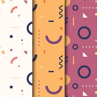 Minimales geometrisches musterpaket