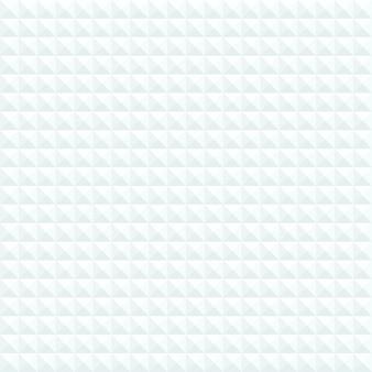 Minimales nahtloses muster der weißen quadrate Premium Vektoren