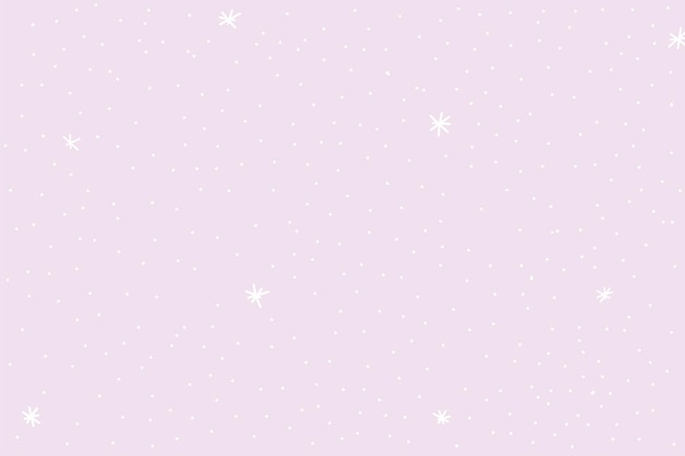 Minimales sternenmuster mit lila hintergrundtapete