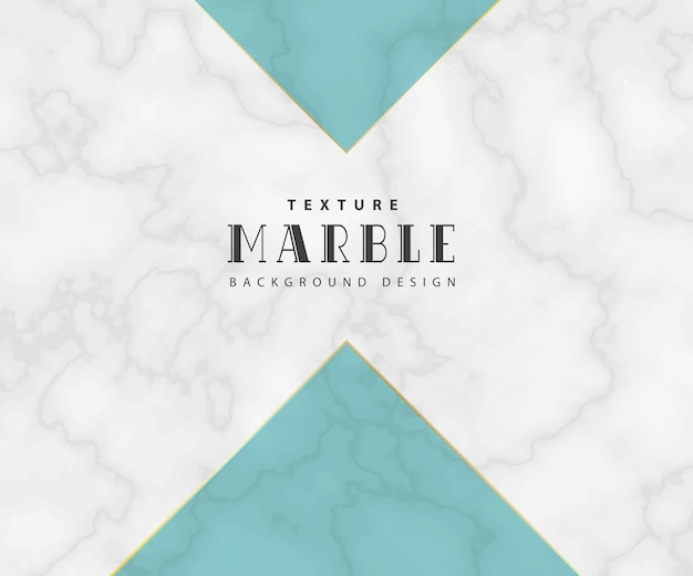 Minimalist marble hintergrund mit farbe und gold in der linie