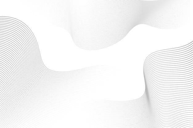 Minimalistische weiße abstrakte tapete