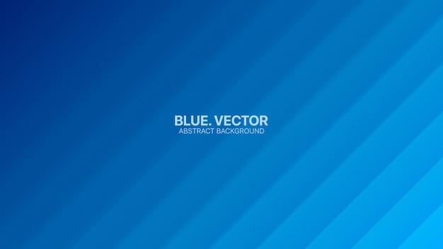Minimalistischer tiefblauer farbverlaufshintergrund.
