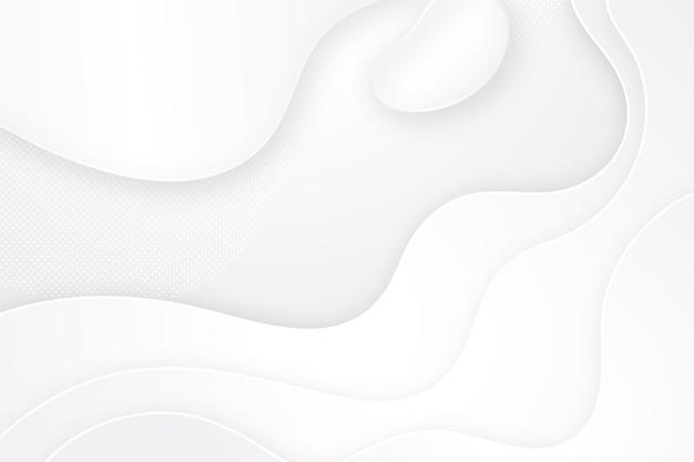 Minimalistischer weißer hintergrund