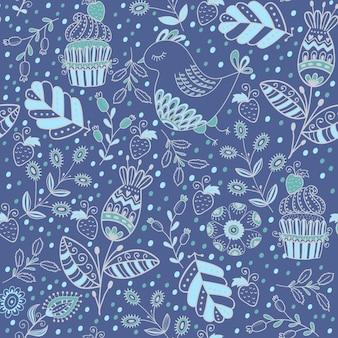 Minimalistisches abstraktes nahtloses muster mit geometrischen formen auf pastellhintergrund. böhmisches muster