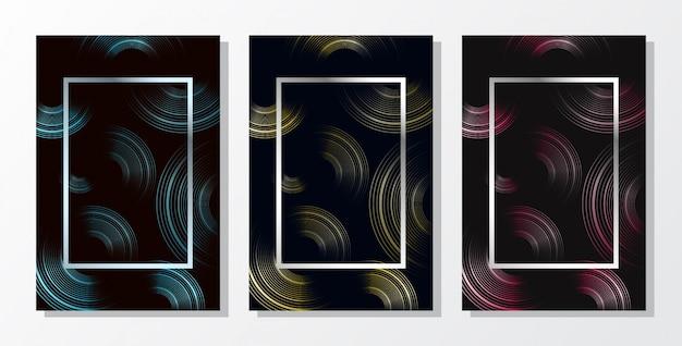 Minimalistisches hintergrunddesign