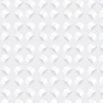 Minimalistisches muster mit formen