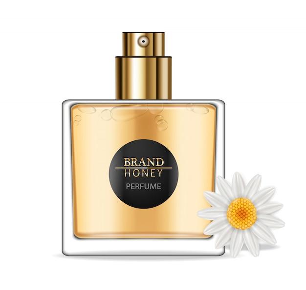 Mit honig angereichertes parfüm