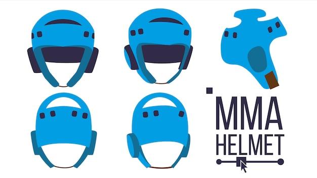 Mma helm