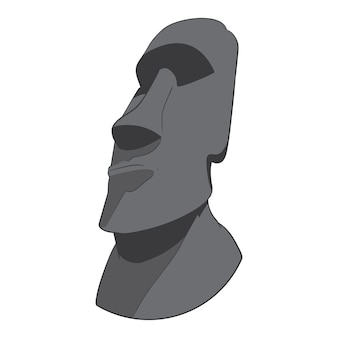 Moai-osterinsel-statue