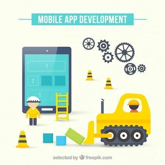 Mobile app-entwicklung