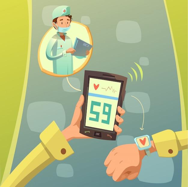 Mobile arztkonsultation