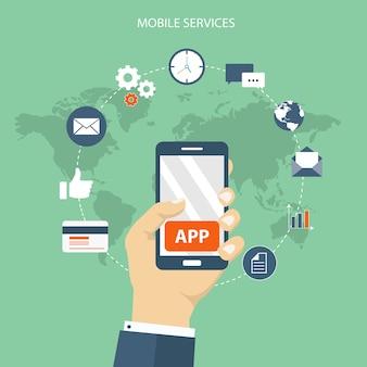 Mobile dienste